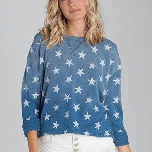 Billabong terry pullover